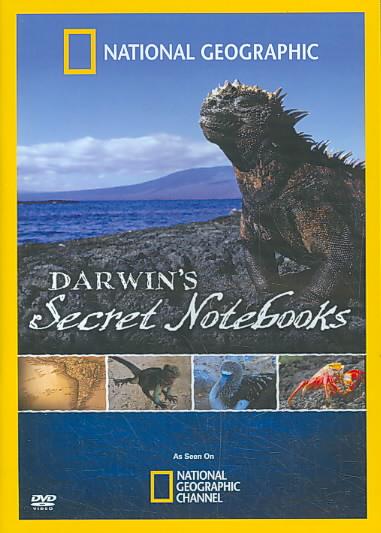 DARWIN'S SECRET NOTEBOOKS (DVD)